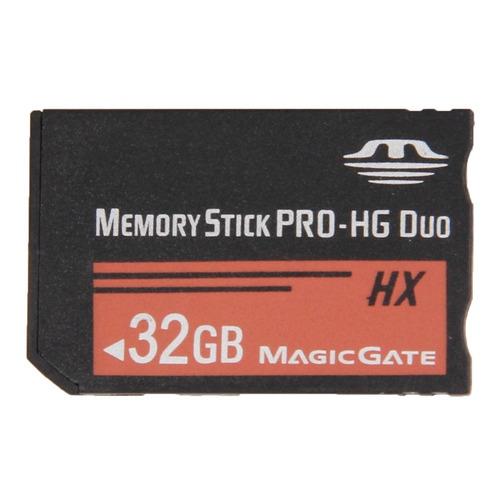 memoria memory stick 8 gb pro duo hx 30 mb segundo