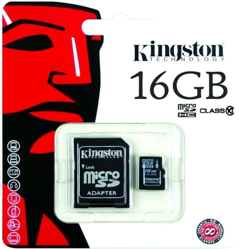 memoria micro 16gb