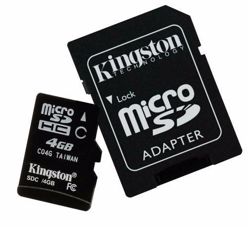 memoria micro 4gb