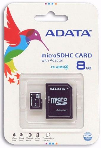 memoria micro adata celulares
