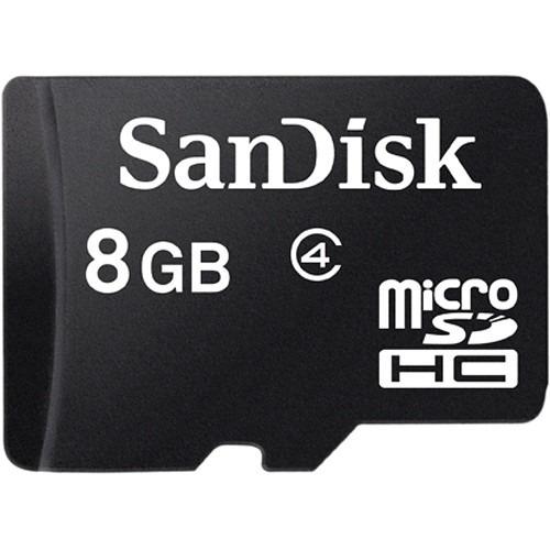 memoria micro sandisk 8gb