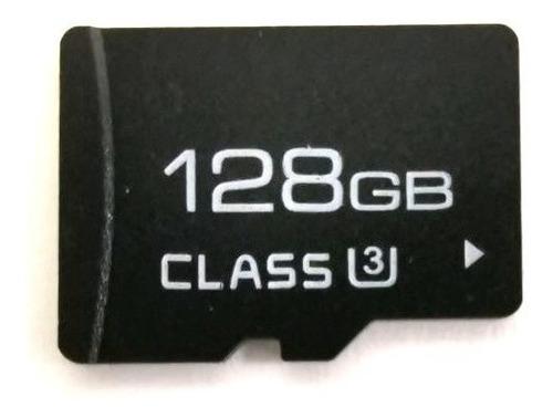 memoria micro sd 128gb uhs-i, u3 100mb/s