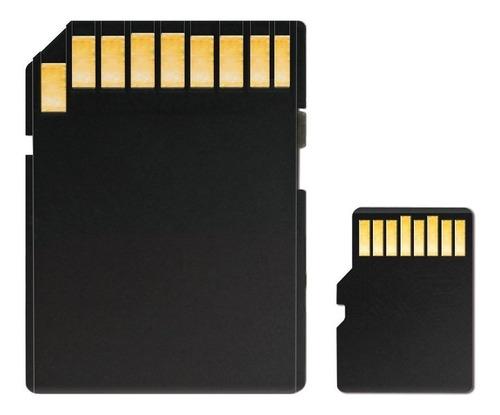 memoria micro sd 16 gb clase 10 con adaptador tablet
