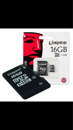 memoria micro sd 16 gb envio gratis