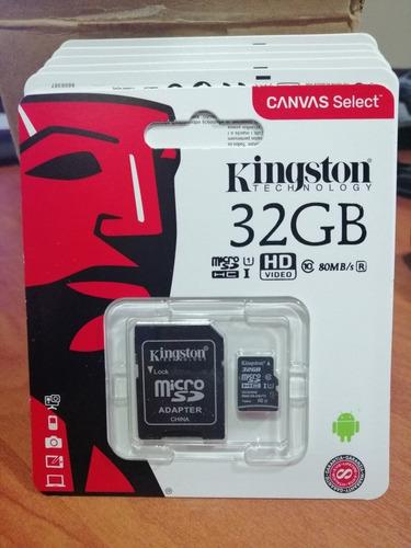 memoria micro sd 32 gb original clase10