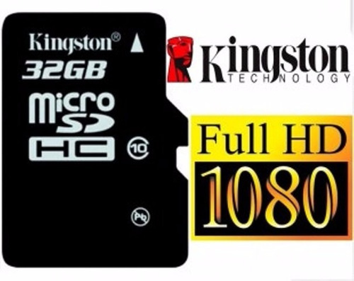 memoria micro sd 32gb c10 kingston original alta velocidad