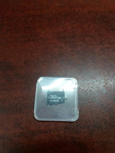 memoria micro sd 32gb clase 10