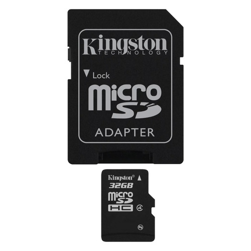 memoria micro sd 32gb clase 4 kingston tablet celulares