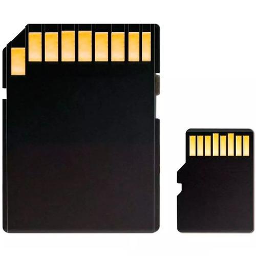 memoria micro sd 64gb adata adaptador clase 10 full hd nueva