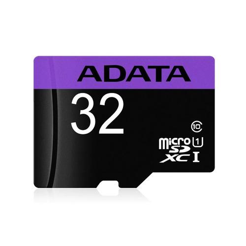 memoria micro sd adata 32gb clase 10 celulares by tecnowow