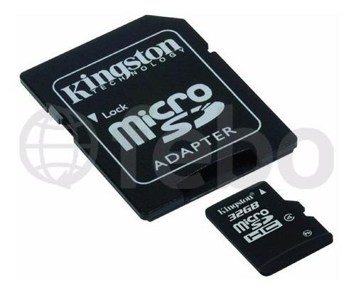 memoria micro sd kingston 32gb canvas 80 mb/s + lapiz touch