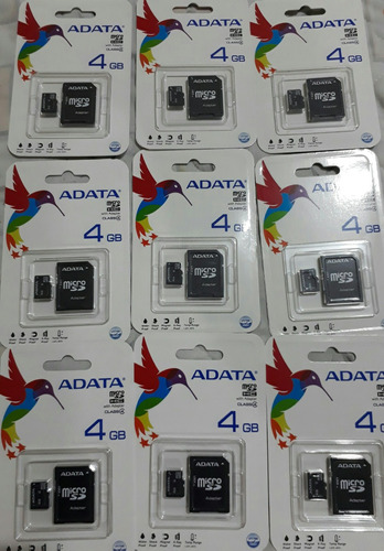 memoria micro sd  por mayor o menor kingston, sandisk, adata