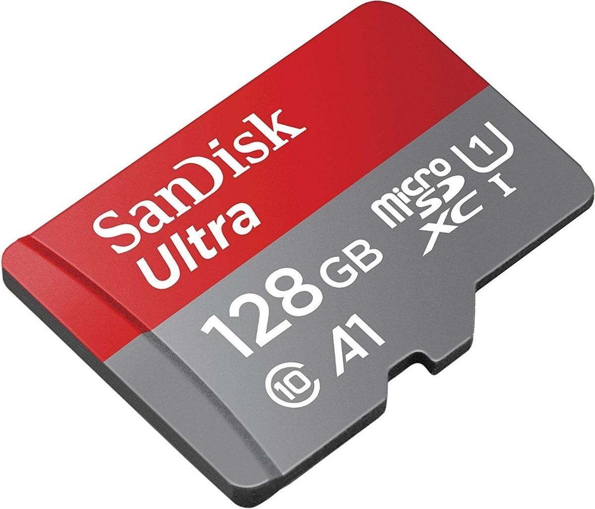 U1 y A1 Clase 10 Velocidad de Lectura hasta 100 MB//s Tarjeta de Memoria SanDisk Ultra Android microSDXC UHS-I de 256 GB con Adaptador SD