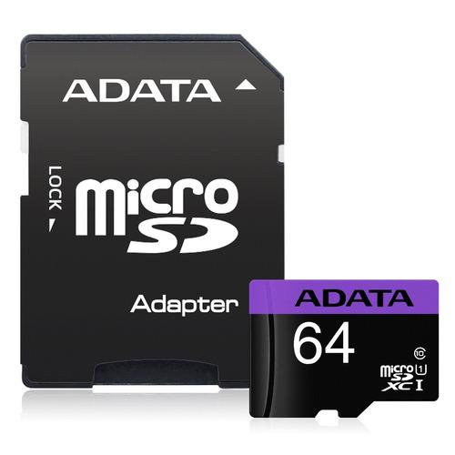 memoria micro sdhc adata 64gb