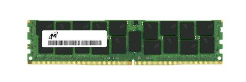 memoria micron 16gb pc4-21300v ddr4-2666mhz ecc de servidor