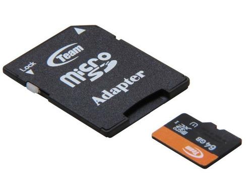 memoria microsd 64gb