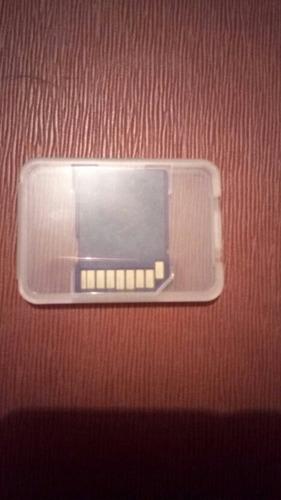 memoria microsd cámara