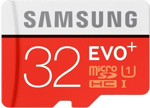 memoria microsd samsung de 32 gigas