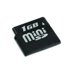 memoria mini sd de 1gb markvicion nuevas