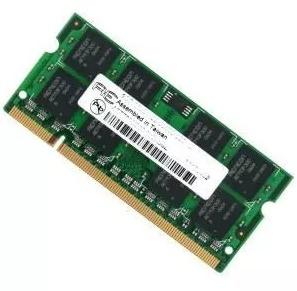 memória nanya 1gb 2rx8 ddr2 667 pc2-5300s-555-12-f1 (4000)