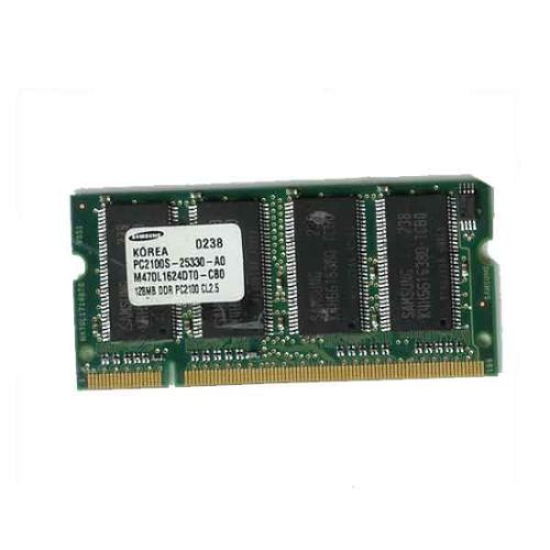memoria notebook  128mb ddr 266 pc2100 sansung