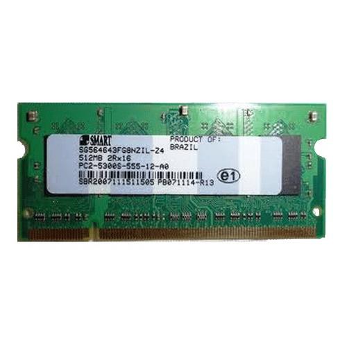 memoria notebook 512mb ddr2