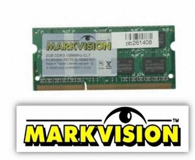 memoria notebook d d r3 4 gb 1333 markvision