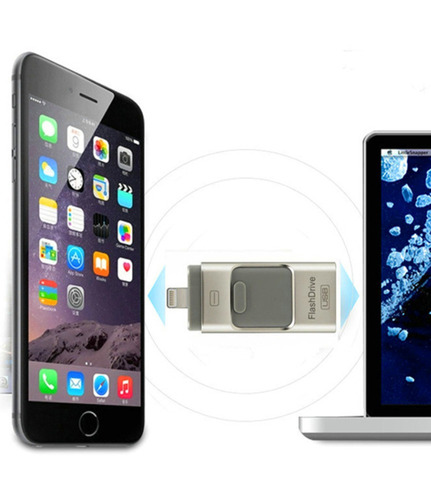 memoria otg iphone 6s 5 ipad, android 32gb flash drive