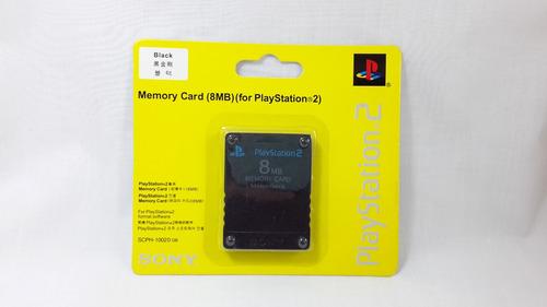 memoria para play station 2