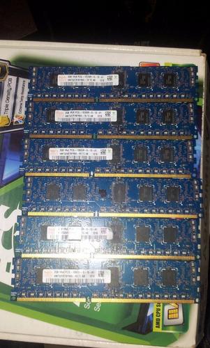 memoria para servidor ddr3 pc3l-10600 2gb hynix