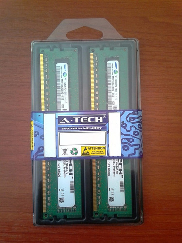 memoria para servidor proliant samsung 8gb 2rx8 ddr3 1600mhz