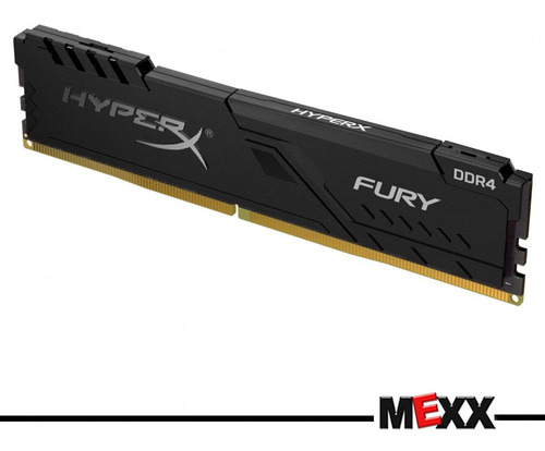 memoria pc ddr4 kingston hyperx fury 4gb 2666 mhz mexx 4