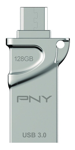 memoria pny duo usb 3.0 y otg 128gb par android envio gratis