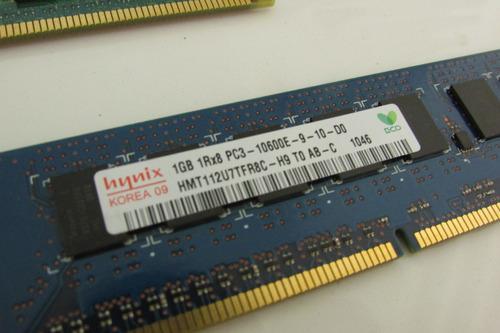 memoria ram 1gb 1rx8 pc3 hynix para servidores 10600e