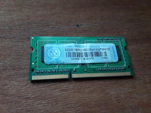 memoria ram 1gb ddr3
