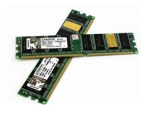 memoria ram 2 gb, ddr2 533 mhz pc2-4200 kingston para pc