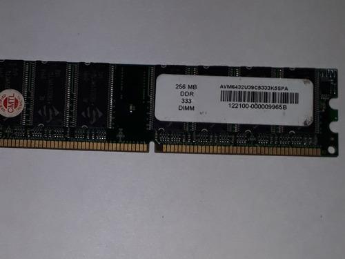 memoria ram 256 mb ddr 333 dimm