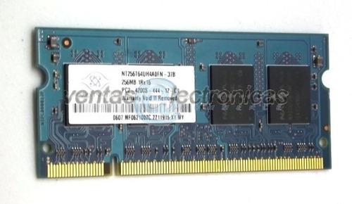 memoria ram 256mb ddr2 533mhz para hp dv6000 ipp4
