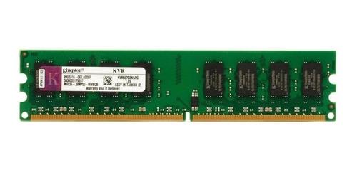 memoria ram 2gb 1x2gb kingston kvr667d2n5/2g valueram