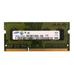 Memória Ram 2gb 1x2gb Samsung M471b5773dh0-ch9
