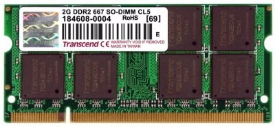 memoria ram 2gb ddr2 notebook
