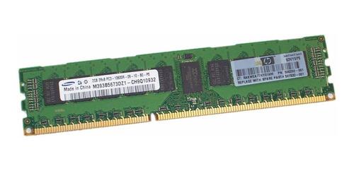 memoria ram 2gb ddr3 servidor hp proliant g5 g6 500202-061