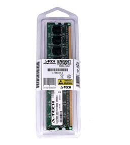 Memoria Ram 2gb Stick Para Dell Vostro 220 Mini Tower 220s Slim Tower 320  A180 Tower  Dimm Ddr2 Non-ecc Pc2-6400 800mhz