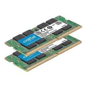 Memória Ram 32gb Ddr4 Crucial Ct2k16g4s24am 2400ghz