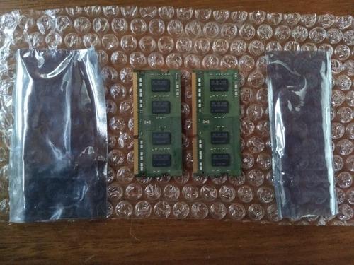 memoria ram 4gb (2x2) macbook pro 2011