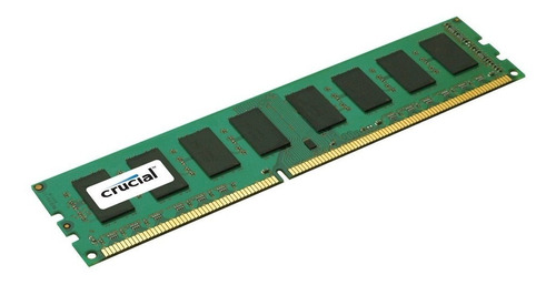 memoria ram 4gb crucial ddr3 1600mhz blister original