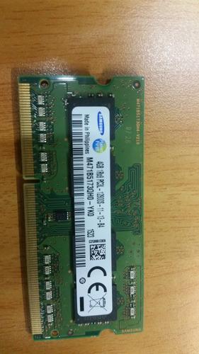 memoria ram 4gb ddr3 kingston para laptop