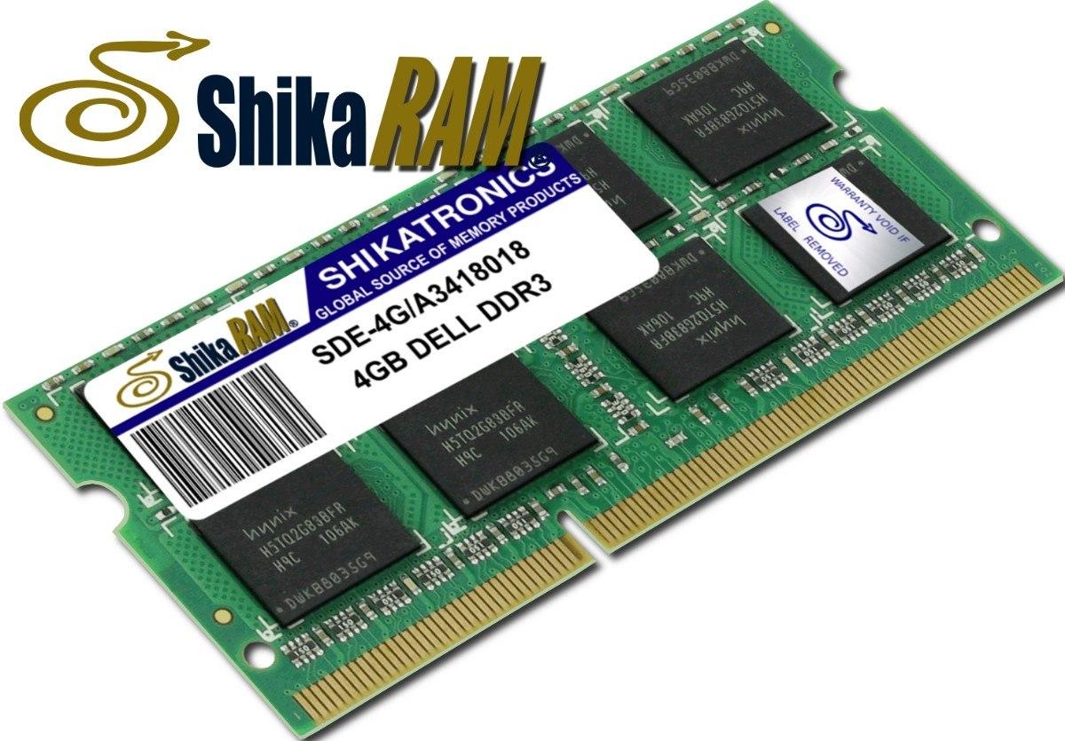 tarjeta de memoria ram 4gb precio