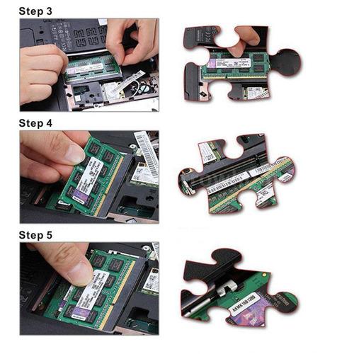memoria ram 4gb ddr3 sdram pc3-12800 laptop sodimm 1600mhz