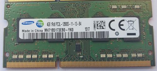 memoria ram 4gb ddr3l pc3l-12800